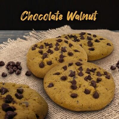 CHOCOLATE WALNUT / piece