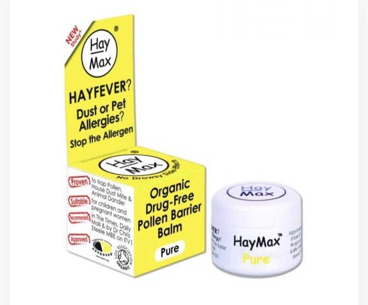 HayMax Pure Allergy Balm