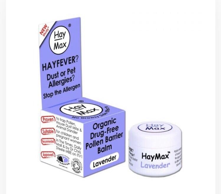 HayMax Lavender Allergy Balm