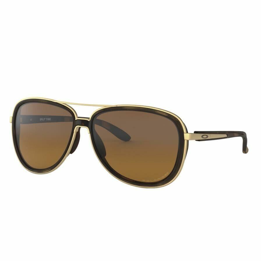 Oakley Split Time brown tortoise OO4129-0658