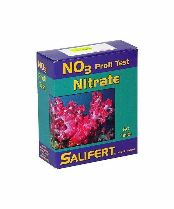 Salifert test Nitraat