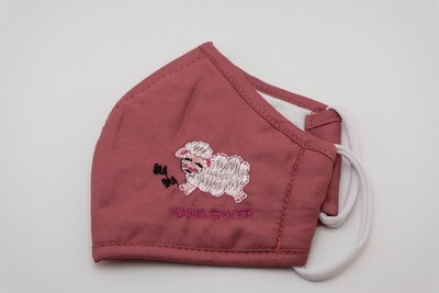 Kindermaske | 2er-Pack | Nanosilber waschbar | sofort lieferbar
