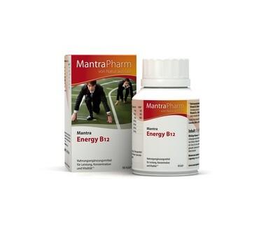 Mantra Energy B12 | 90 Kapseln