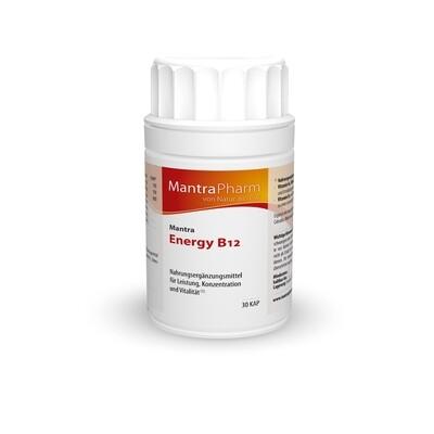 Mantra Energy B12 | 30 Kapseln