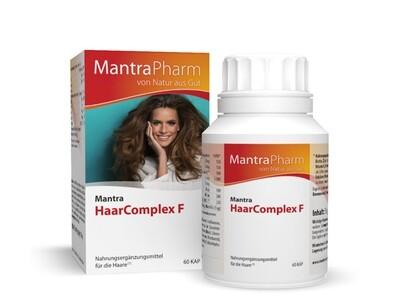 Mantra HaarComplex F | 60 Kapseln