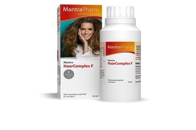 Mantra HaarComplex F | 180 Kapseln