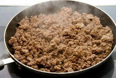 GROUND BEEF PORK MIX