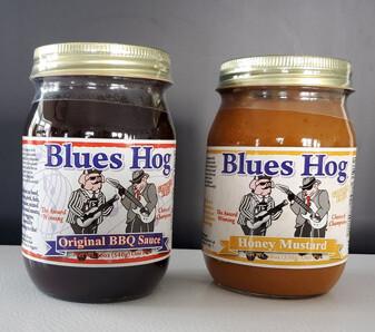 BLUE HOGS BBQ SAUCE