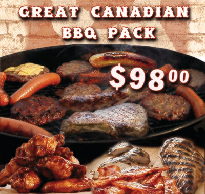 GREAT CANADIAN BBQ PACK
