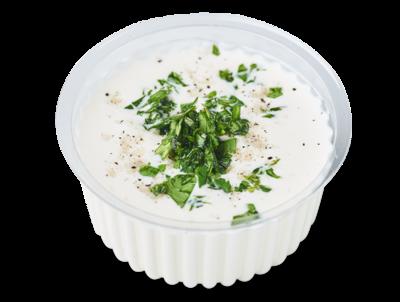 Білий соус