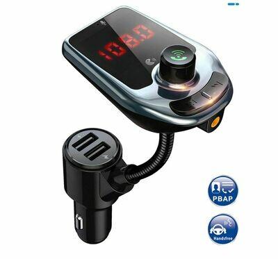 Автомобильный Bluetooth fm-передатчик и MP3-плеер