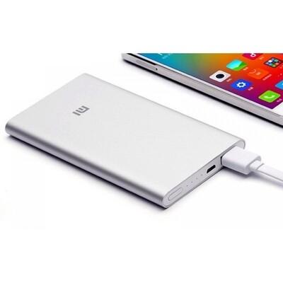 Внешний аккумулятор Xiaomi 5000 mAh