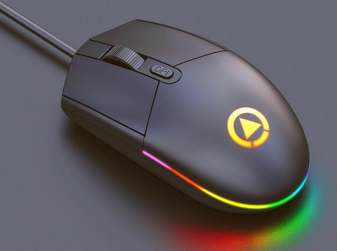 Проводная игровая мышь G3SE