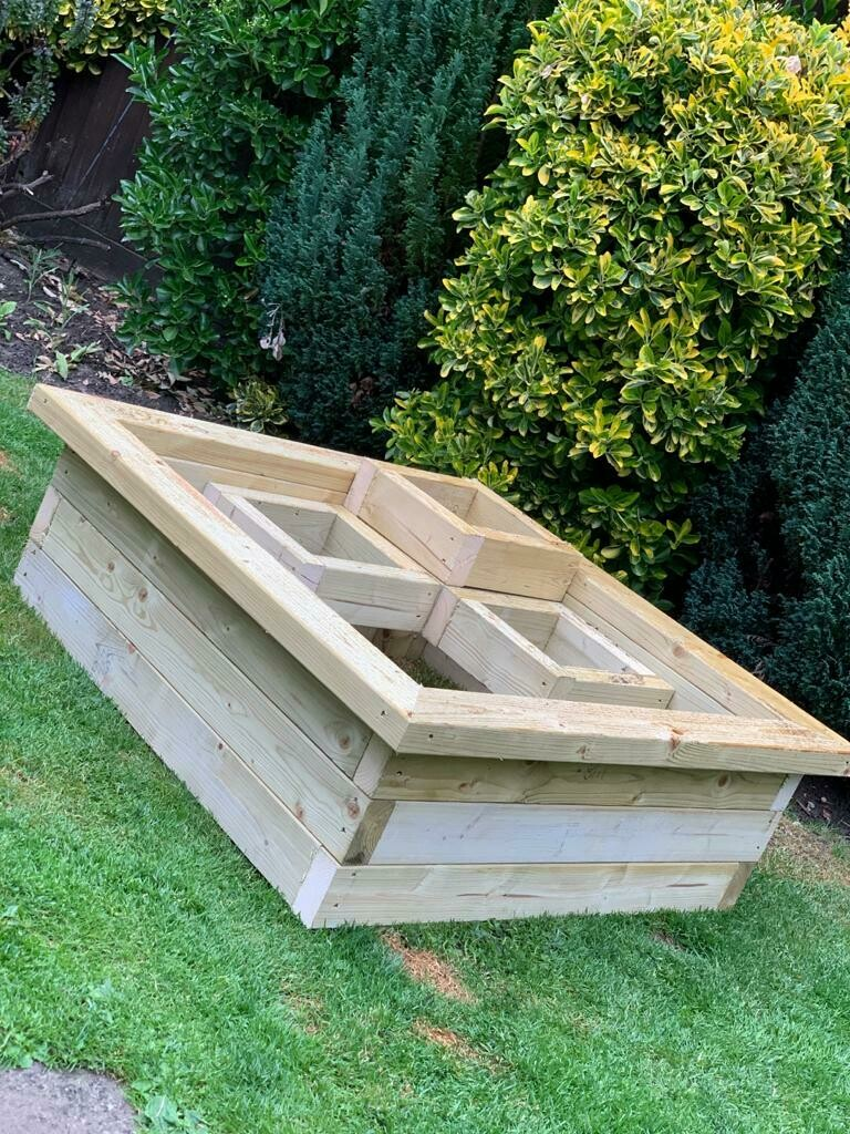 Custom Built planter