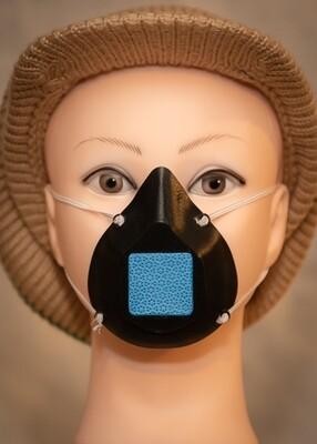 Adult Face Mask - Black