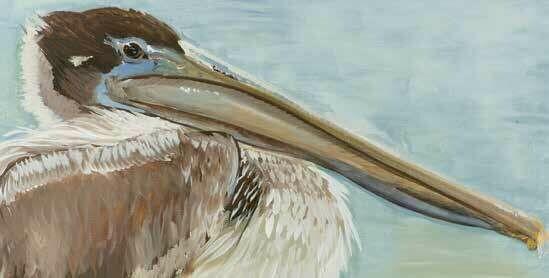 Amanda McLenon Framed Coastal Bird Prints