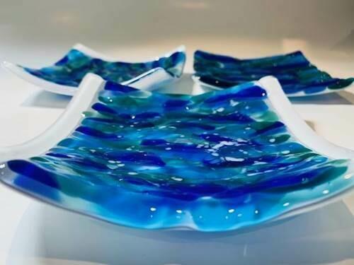 Water Ripple Dish