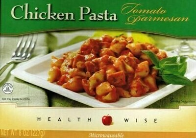 Meal Dinner Chicken Pasta Parmesan Shelf Stable Entree Healthwise Weight Loss (compare to Ideal Protein)