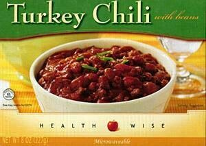 Meal Dinner Turkey Chili With Beans Shelf Stable Entree Healthwise Weight Loss (compare to Ideal Protein)