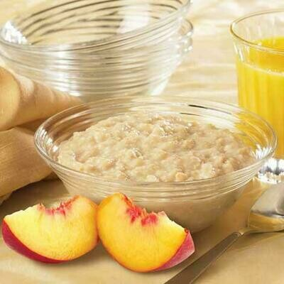 Breakfast Peaches N' Cream Oatmeal Healthwise Weight Loss Box of 7 (compare to Ideal Protein)