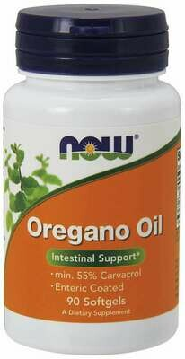 Oregano Oil 90gel Now