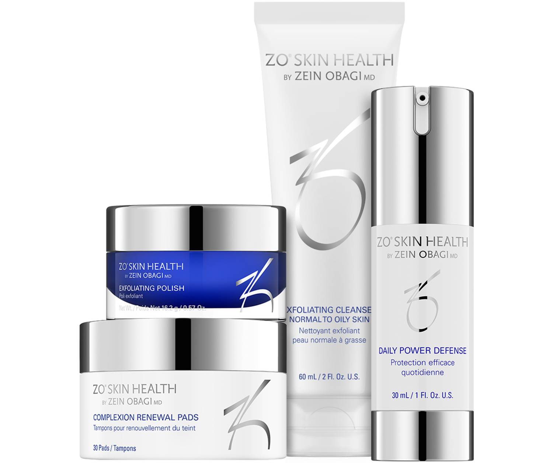 ZO Daily Skin Care Program