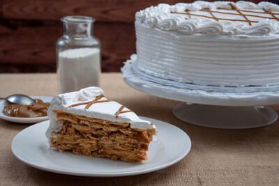 Torta Chilena Bajo Pedido