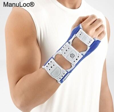 Bauerfeind ManuLoc® & ManuLoc® Rhizo Wrist Brace