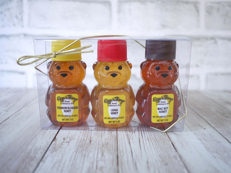 3 honey set