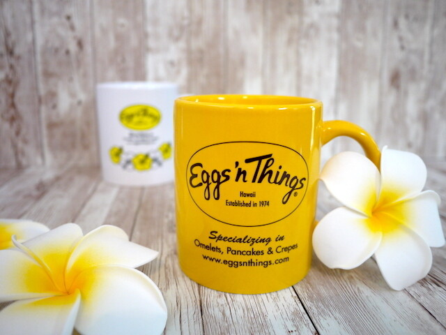 Eggs 'n Things Original mug[Yellow]