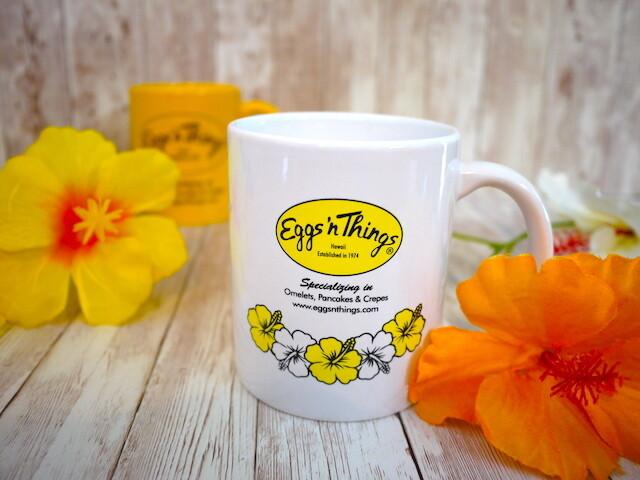 Eggs 'n Things Original mug[White]