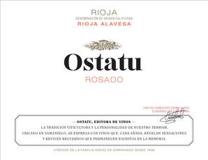 Ostatu Rosado 2019