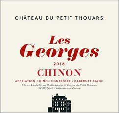 Ch. Petit Thouars Chinon