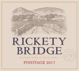 Rickety Bridge Pinotage 2017