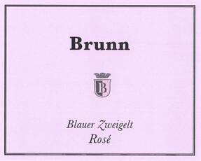 Brunn, Blauer Zweigelt Rosé 1L 2019