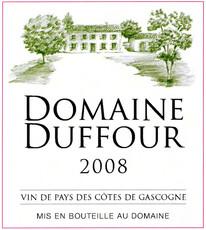 Duffour Cotes de Gascogne Blanc 2018