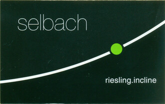 Selbach Riesling Incline 2018