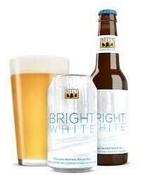 Bell's Bright White Belgian Wheat Ale 4 x 16oz