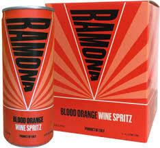 Ramona Blood Orange Wine Spritz 4 x 250mL