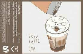 Casita Iced Latte IPA 4 x 16oz