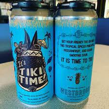 Westbrook It's Tiki Time! Tropical Smoothie Sour 4 x 16oz