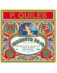 P. Quiles Vermouth Rojo 1L