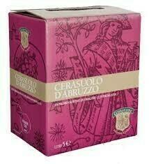 Centorame Cerasuolo d'Abruzzo Rosé 5L Box