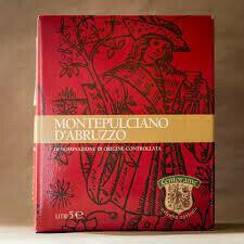 Centorame Montepulciano d'Abruzzo DOC 5L Box