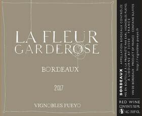 Château La Fleur Garderose St. Émilion Grand Cru 2015
