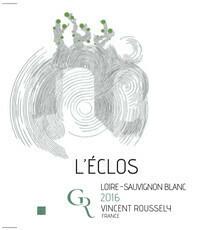 Clos Roussely L'Éclos Touraine Sauvignon Blanc 2018