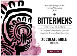 Bittermens Xocolatl Mole Bitters