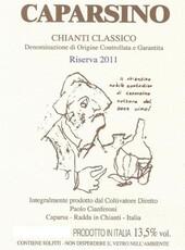 Caparsa Chianti Classico Reserva 2011