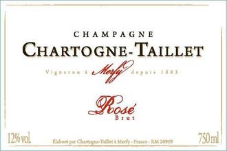 Chartogne-Taillet Rosé NV