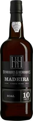 Henriques & Henriques Boal 10 Year Madeira